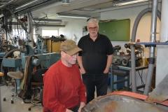 Jukka Hankala ja Lauri Rantalainen