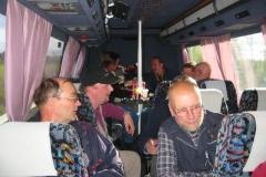 Puukkojunkkarit matkalla Fiskarsiin tai Helsinkiin?